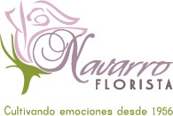 Crown of Flowers varied in shades of pink - Florista Navarro
